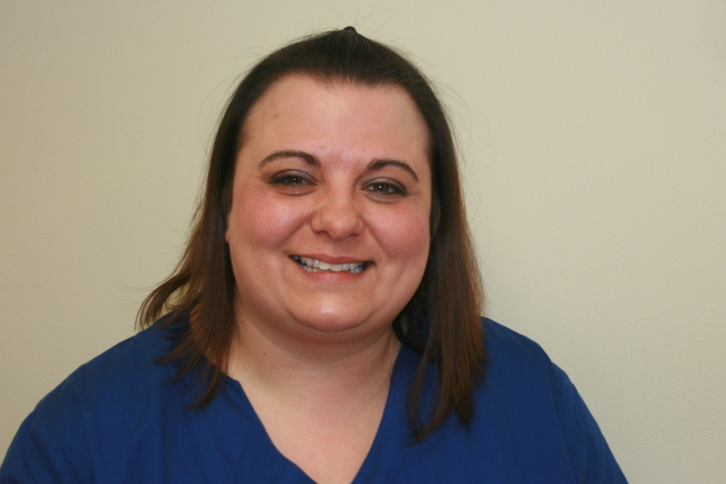 Andrea Bouquin, Dental Assistant